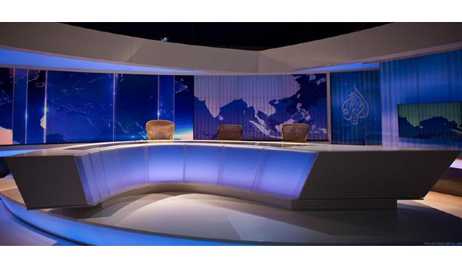 Al Jazeera Doha News Studio