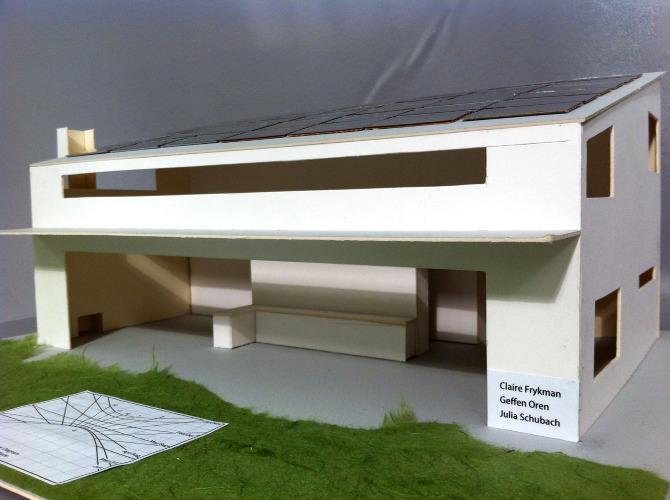 Net zero energy home claire frykman for Net zero energy house