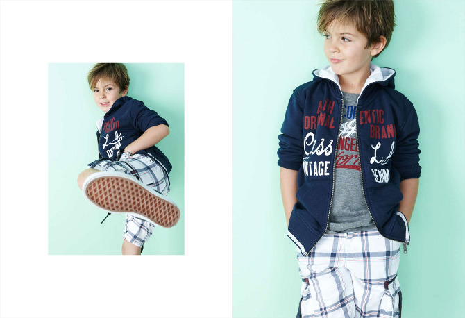 Guess Kids Catalogue - Design & Illustrations